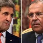 Kerry, Lavrov say new Syria agreement close