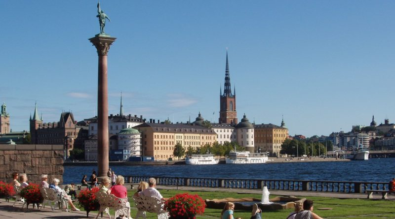 Living in the world's most reputable countries Stockholm-Sweden (photo - www.citypictures.net)