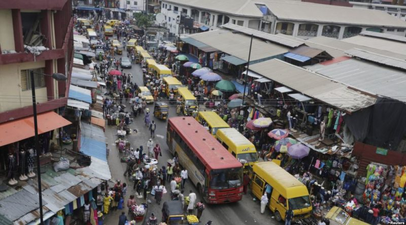 700000 Firms in Nigeria in tax crackdown