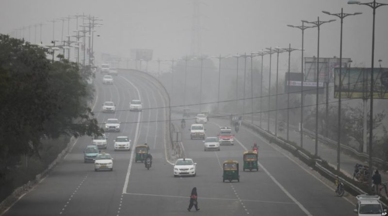 90% of world's population breathe bad air