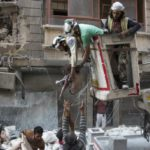 Airstrikes hit hospitals in Eastern Aleppo