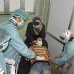 Assad regime accused chlorine attack