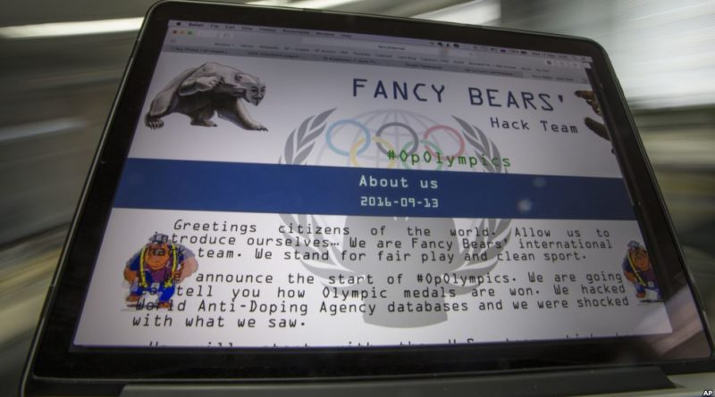Fancy Bear target top athletes again