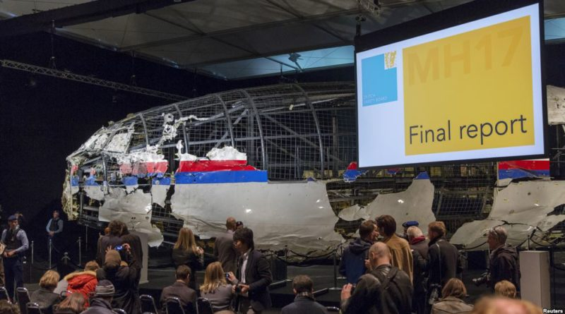 Proof shows Russia shot down Malay airplane over Ukraine