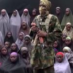 21 Girls kidnapped by Boko Haram released