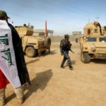 Mosul operation going faster than expected