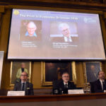Nobel Prize in Economics announced