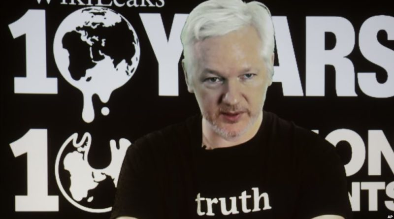 WikiLeaks plans massive document release soon