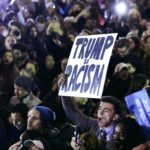 Anti-Trump protests erupt across the US