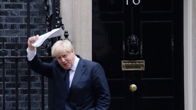 Boris Johnson offering 'impossible' Brexit vision
