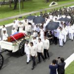 Ferdinand Marcos buried with military honors