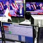 Markets rebound from brief panic over Trump win