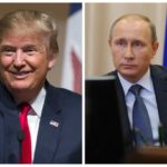 Trump and Putin agree to improve relationship