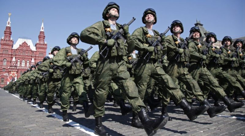 Is Russian military the strongest?