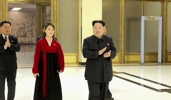 North Korea first lady Ri Sol Ju makes rare public appearance