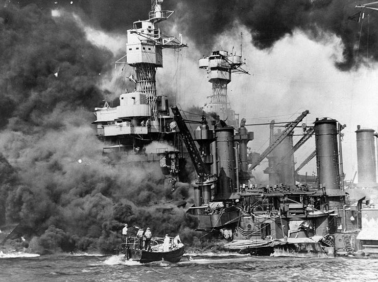 "Pearl Harbor And The ""Back Door To War"" Theory"