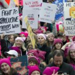 Estimated 200,000 women to march in Washington