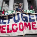 Canada town taking refugees from USA