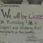 DC preps for day without immigrants (photo -www.fox5dc.com)