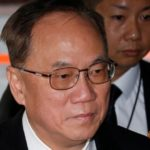 Ex-Hong Kong leader sentenced on corruption charges