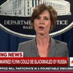 Justice Dept. warned White House about Flynn