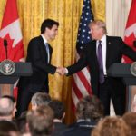 Trump and Trudeau talk trade and immigration