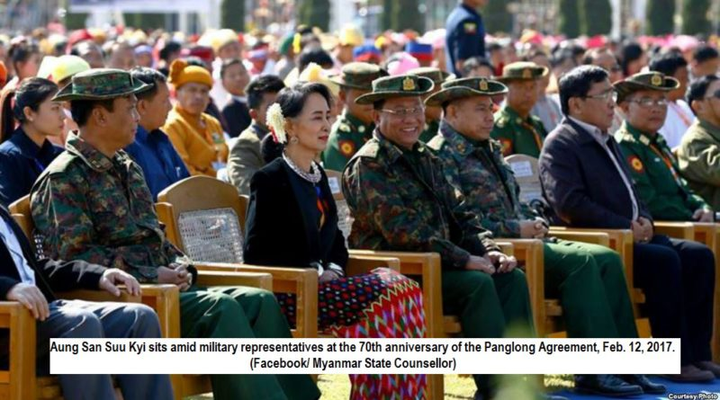Into Myanmar's stalled peace process steps China