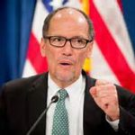 Tom Perez requests resignation from all DNC staffers