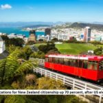 US applications for New Zealand citizenship up 70 percent