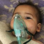 Chemical attack kills 58 in Syria