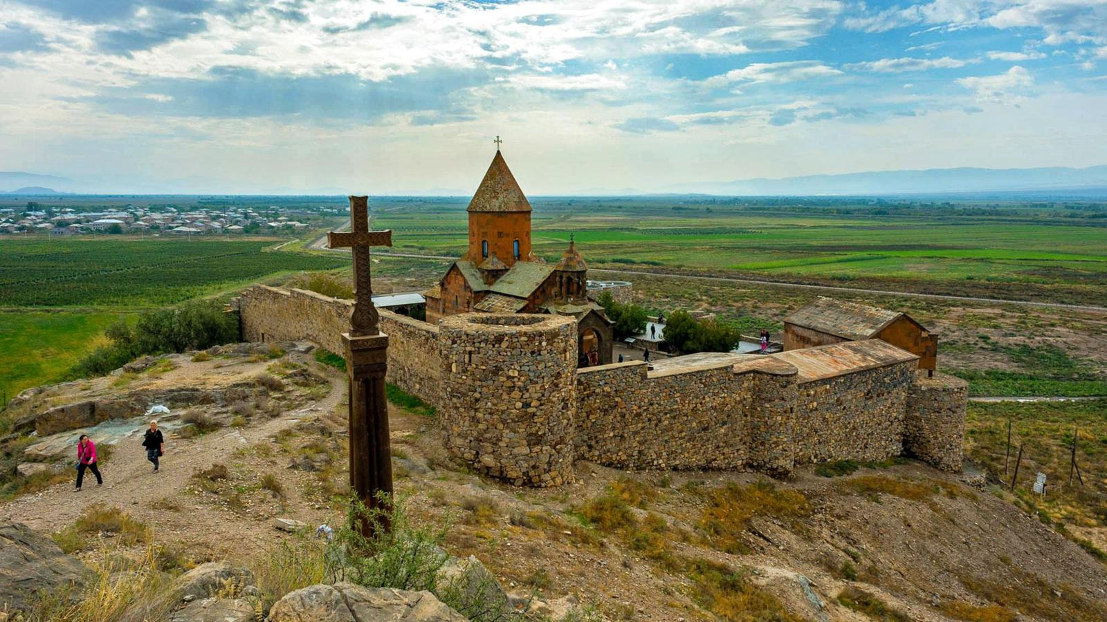 Armenia, The World's First Christian Country