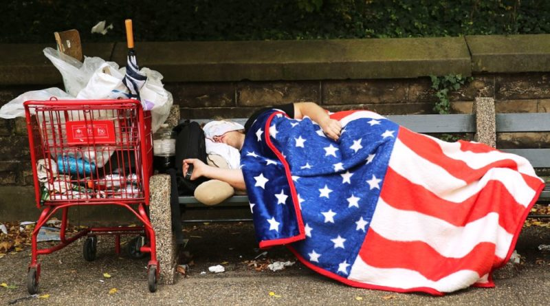 What Trump doesn't understand about the poor (photo www.slate.com)