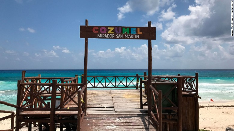 7 islands perfect for day trips Cozumel Mexico