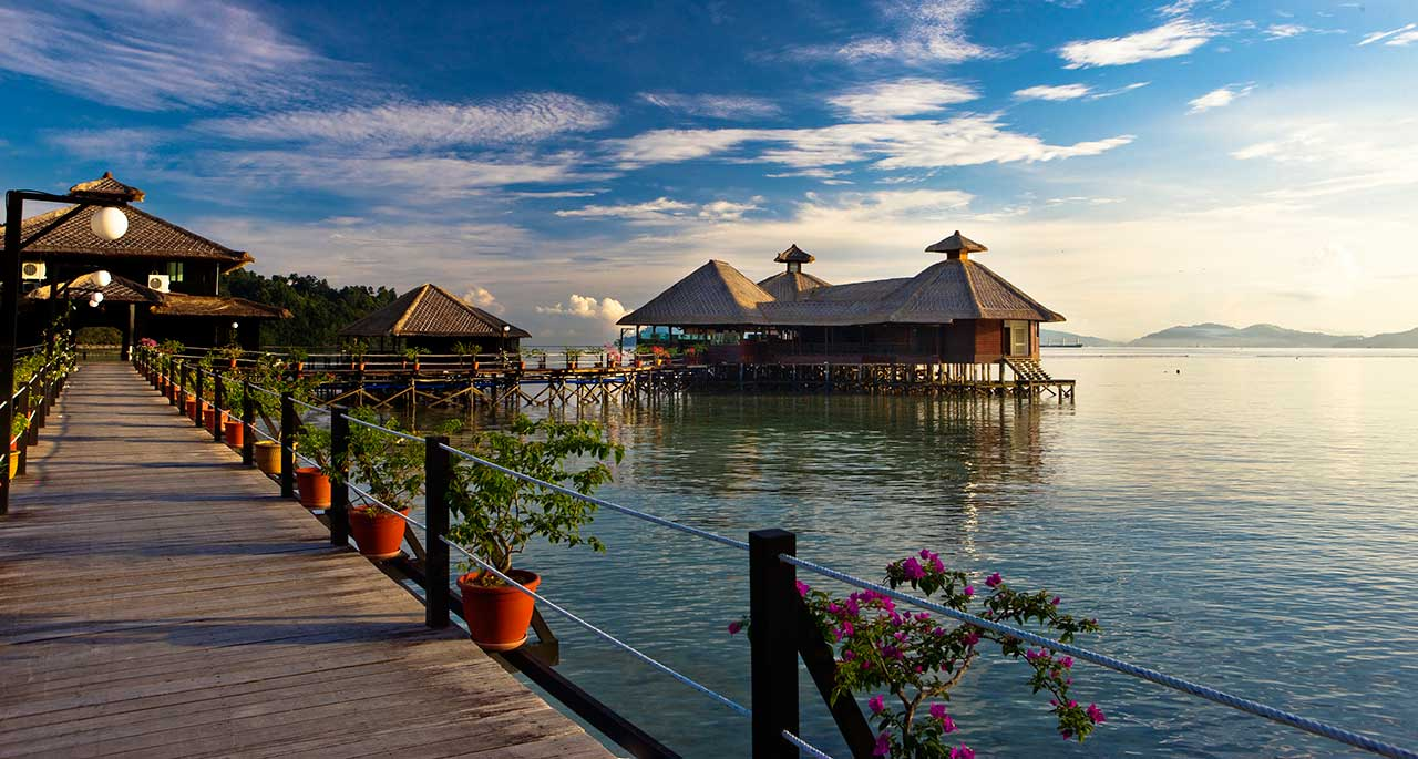 7 islands perfect for day trips Gaya island Malaysia
