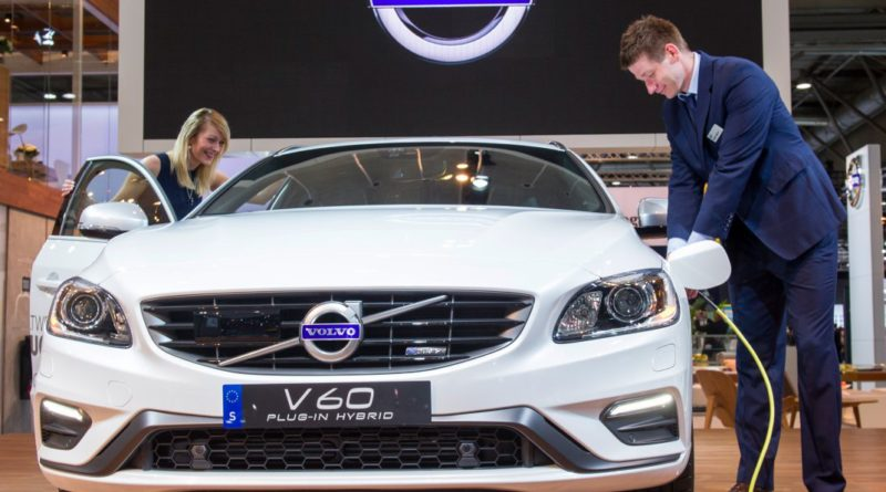 All new Volvo will be electric or hybrid in 2019