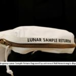 Apollo 11 bag with moon dust sells for $1.8 million