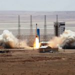 Iran launched satellite-carrying rocket