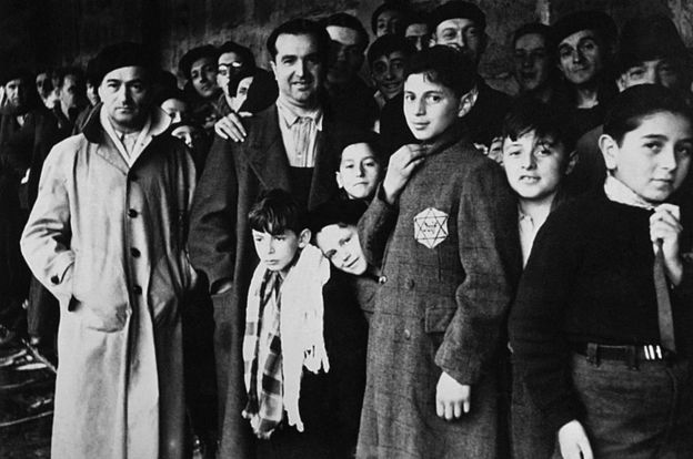 Israel PM morns France's deported Jews of WWII