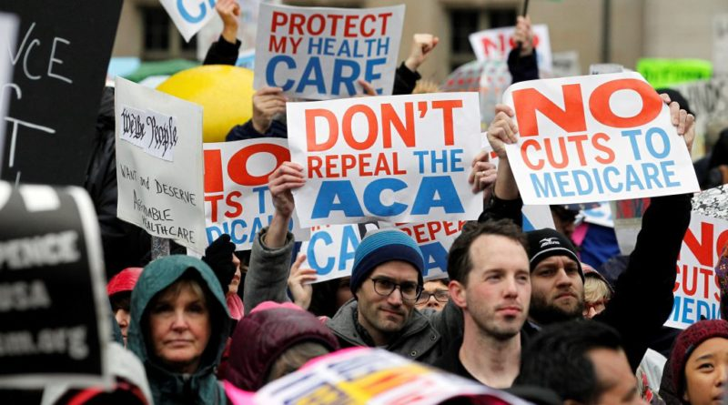 Republicans still searching for Obamacare repeal formula