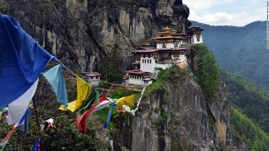 17 best places to visit in 2017 Bhutan
