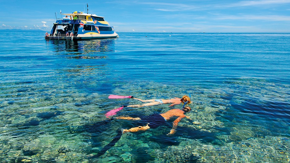 17 best places to visit in 2017 Great Barrier reef
