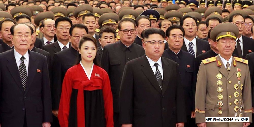 Kim Jong Un's third child born in February