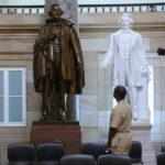 Pelosi wants Confederate statues out of Capitol