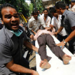 At least 21 dead in India's stampede