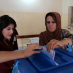 Iraqi Kurds vote for referendum
