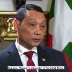 Myanmar ambassador rejects ethnic cleansing