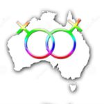 Same-sex marriage in Australia (image http://www.dreamstime.com/stock-images-same-sex-marriage-australia-image11047384)