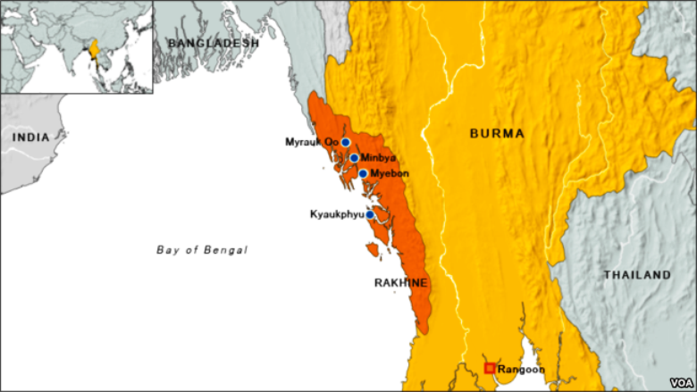 Why Myanmar's government won't negotiate with Rohingya insurgents