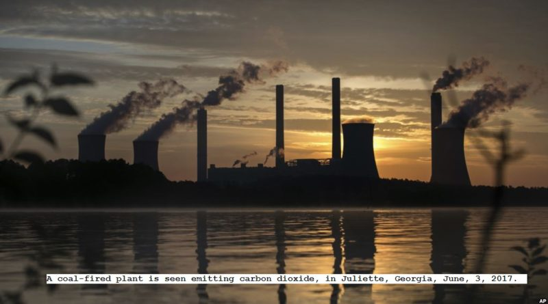 Greenhouse gas emissions highest in 800,000 years