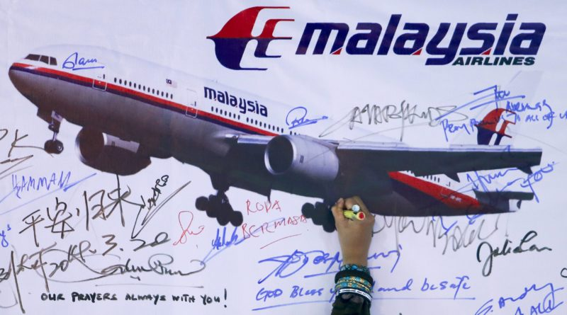 Restart of searching MH370